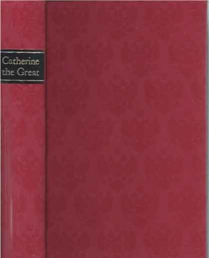 Catherine the Great__Life and Legend. John T. Alexander.