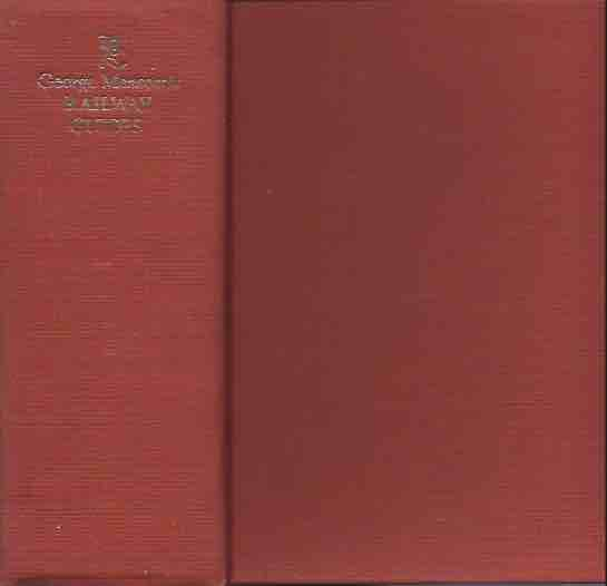The Official Illustrated uide to the Great Western Railway second edition facsimile. George Meason.