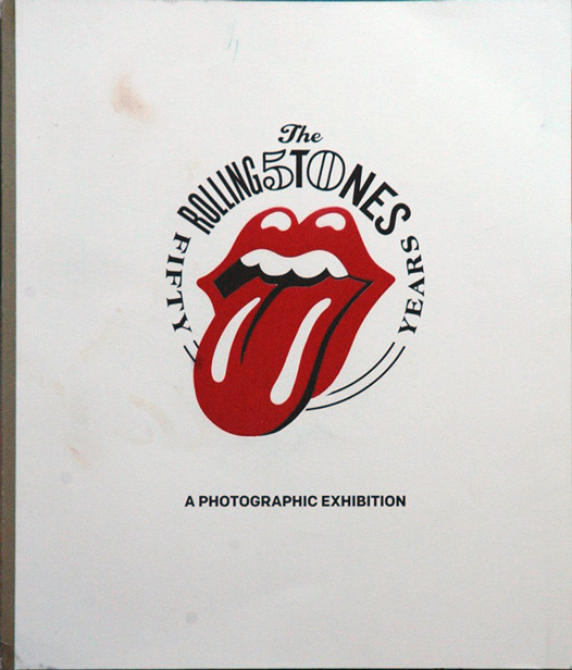 The Rolling Stones 50 years__A Photographic Exhibition. Richard Hvers.