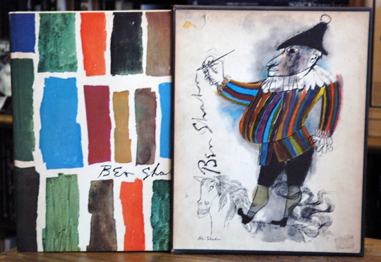Paintings (Two Volumes). Ben Shahn.
