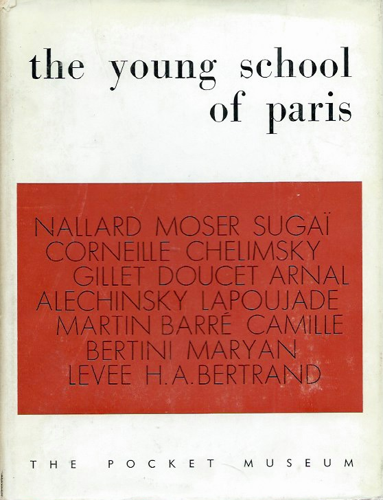 The Young School of Paris. Hubert Juin.