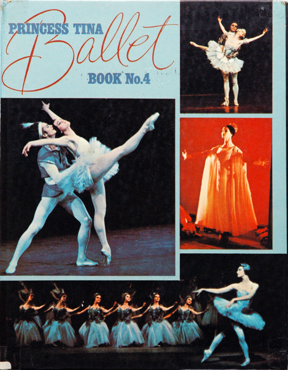 Princess Tina: Ballet Book No. 4. H. Shirley Long, Mike Davis, photo.