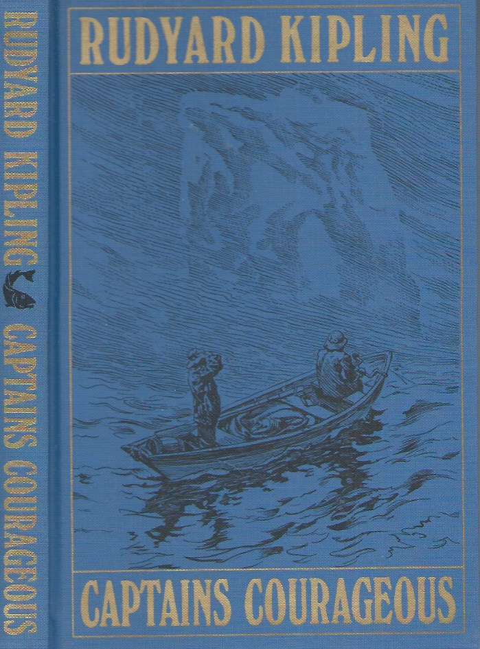 Captains Courageous__A Story of the Grand Banks. Rudyard Kipling.