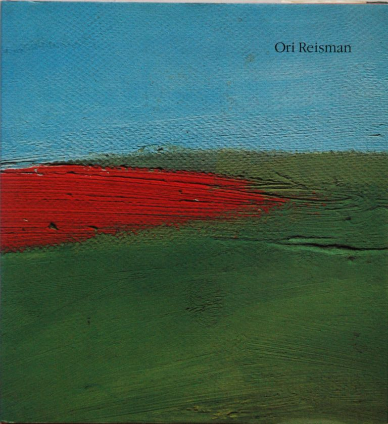 The Red and the Green__Aspects of Ori Reisman's Art. Galia B. Or.