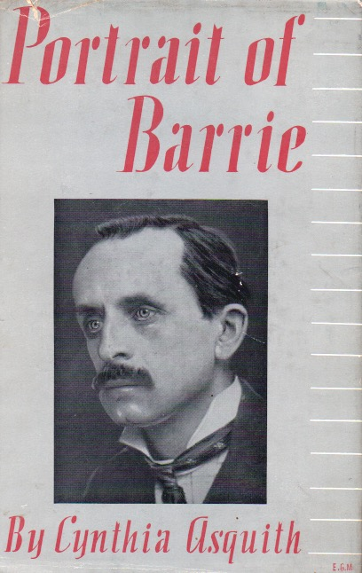 Portrait of Barrie. Cynthia Asquith.