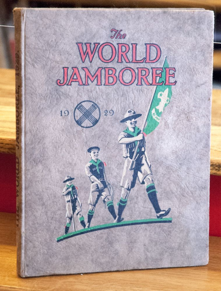 The World Jamboree _ The Quest of the Golden Arrow. Claude Fisher.
