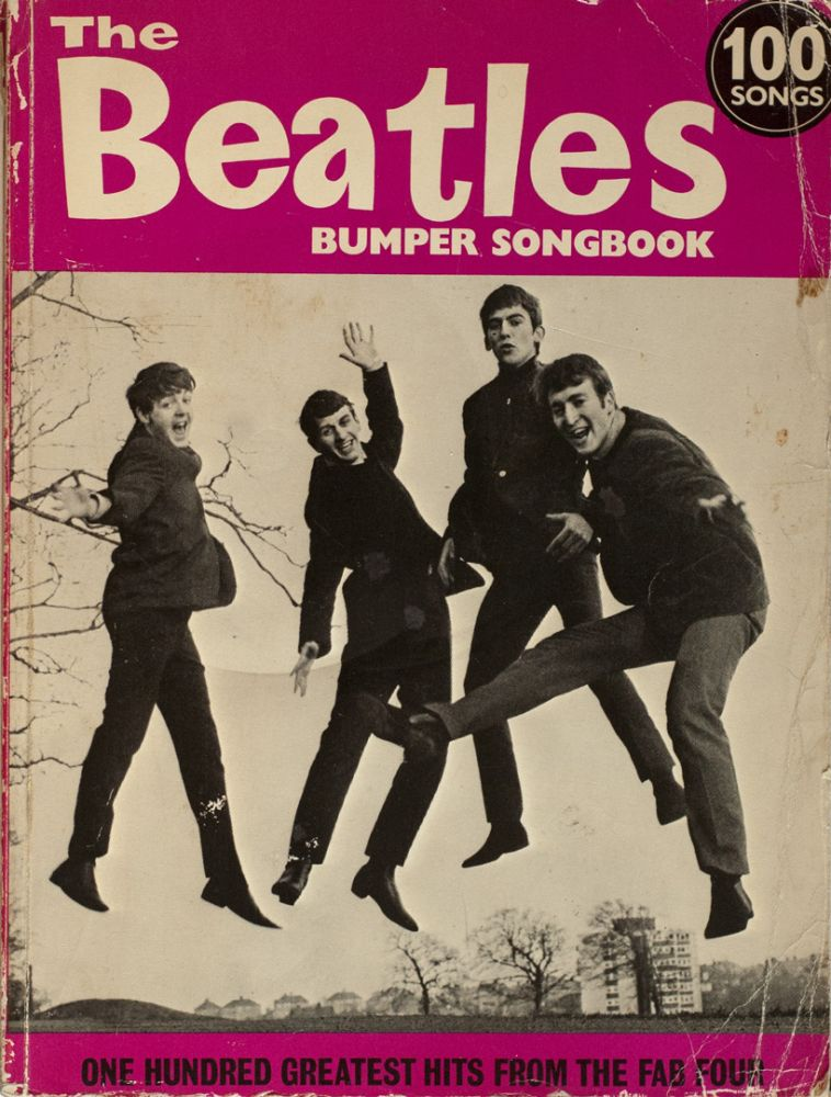 The Beatles _ Bumper Songbook. NA.