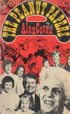 The Peanut Papers. Alan Coren, Chic Jacob, Glyn Rees, ills.