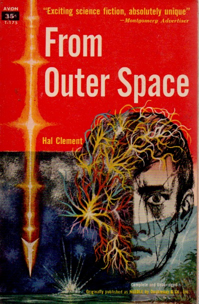 From Outer Space. Hal Clement.
