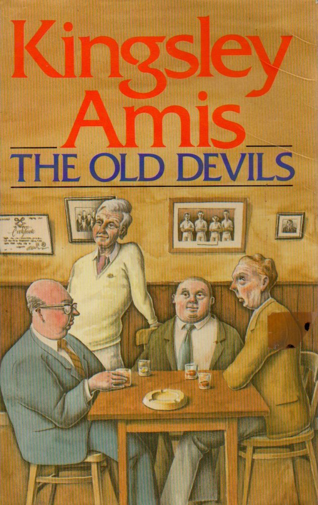 The Old Devils. Kingsley Amis.