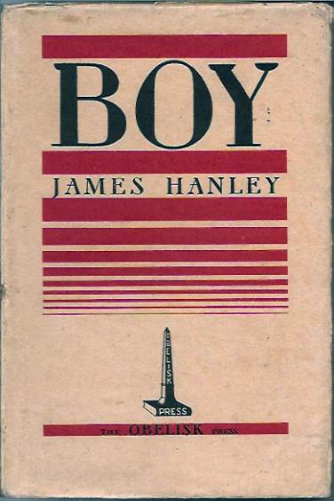 Boy__(Banned in England May 1935). James Hanley.