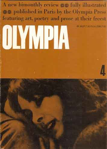 Olympia number 4__a bimonthly review from Paris, published by the Olympia Press. Olympia Press.