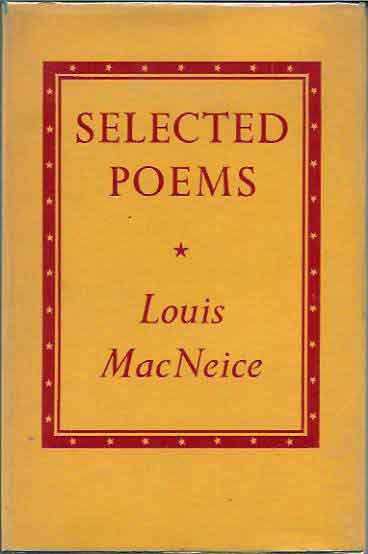Selected Poems. Louis Mac Neice.