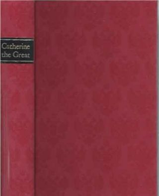 Catherine the Great__Life and Legend. John T. Alexander