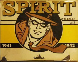 Spirit Vol. 1. Will Eisner