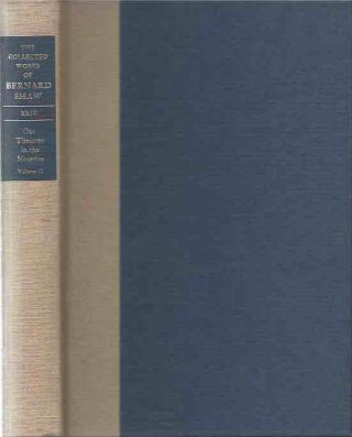The Collected Works of Bernard Shaw__Volume XXIV Our Theater in the Nineties Volume II....