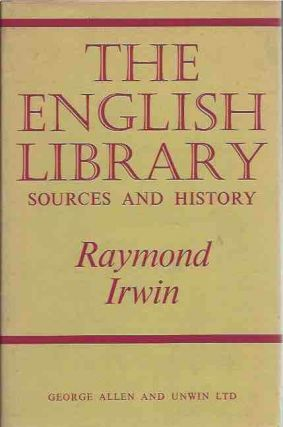 The English Library. Raymond Irwin