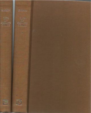 "The Life of George Combe, Author of the 'Constitution of Man"" 2 volumes"