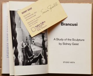 Brancusi__A Study of the Sculpture