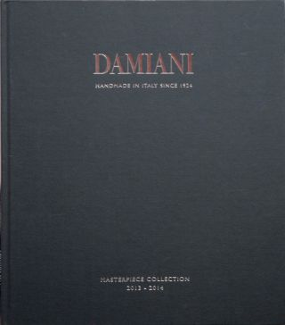 Damiani__Handmade in Italy Since 1924___Masterpiece Collection 2013-2014. na