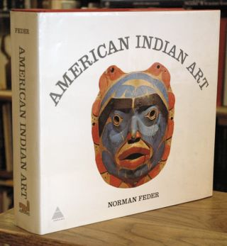 American Indian Art. Norman Feder
