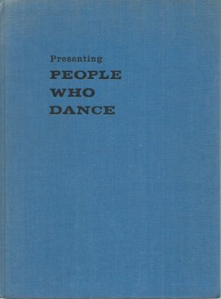Presenting People Who Dance. Mary Clarke