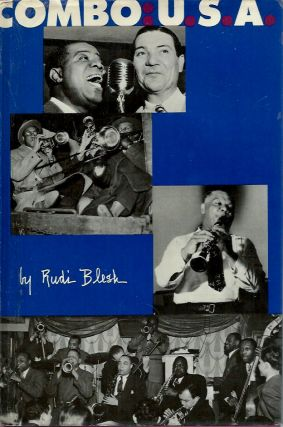 Combo: U.S.A._Eight Lives in Jazz. Rudi Blesh.