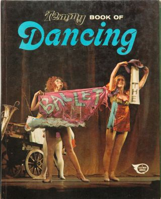 Tammy Book of Dancing. Jesse Davis, photo