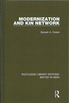 Modernization and Kin Network. Danesh A. Chekki