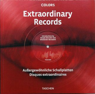 Extraordinary Records_Records from the collections of Alessandro Benedetti and Peter Bastine....