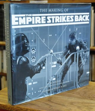 The Making of the Empire Strikes Back. J. W. Rinzler