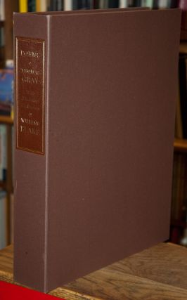 Poems of Thomas Gray_Blake's Illustrations to the Poems of Gray (2 Volumes)