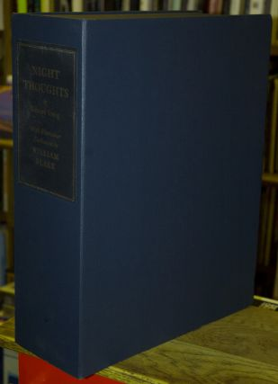The Complaint, or Night Thoughts on Life, Death & Immortality _ 3 volumes