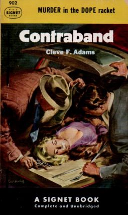 Contraband. Cleve F. Aams