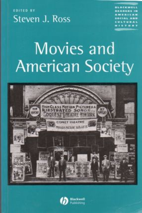 Movies and American Society. Steven J. Ross