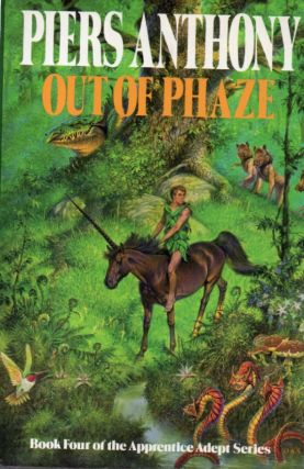 Out of Phaze. Piers Anthony