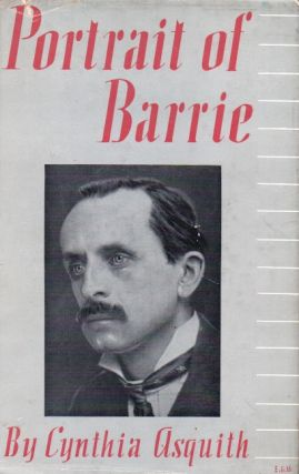 Portrait of Barrie. Cynthia Asquith