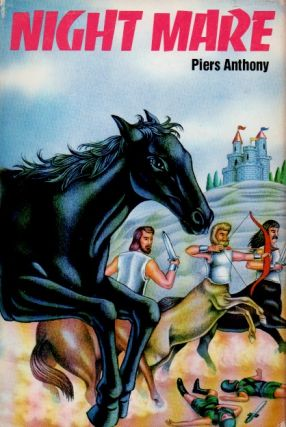 Night Mare. Piers Anthony