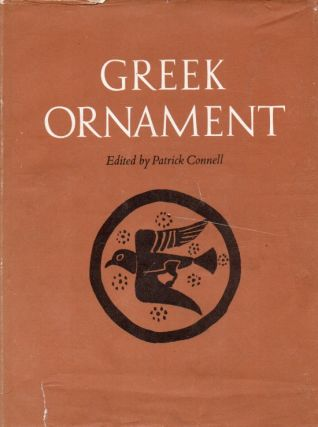Greek Ornament. Patrick Connell