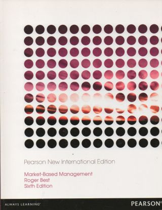 Market-Based Management. Roger Best