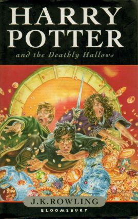 Harry Potter and the Deathly Hallows. J. K. Rowling