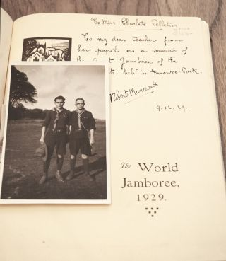 The World Jamboree _ The Quest of the Golden Arrow