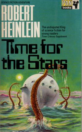 Time for the Stars. Robert Heinlein