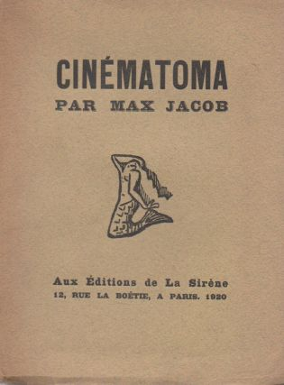 Cinematoma. Max Jacob