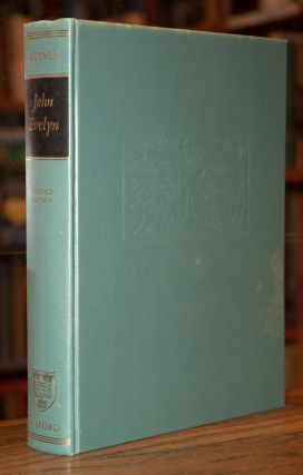 John Evelyn _ A Study in Bibliophily with a Bibliography of his Writings
