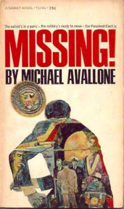 Missing! Michael Avallone