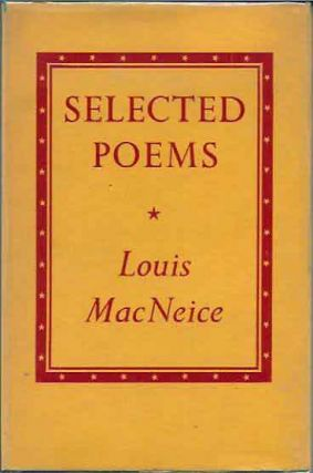 Selected Poems. Louis Mac Neice